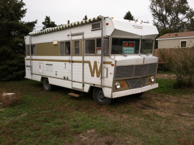 1970 Winnebago