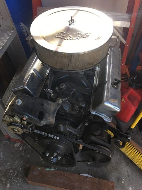 SOLD - Chevy 350 motor