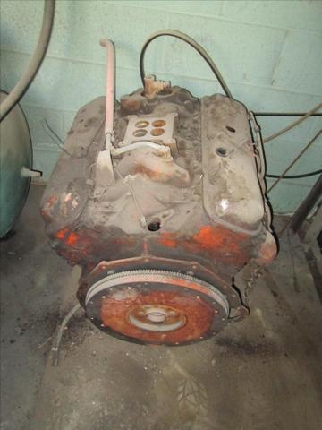 Auctions In Kansas >> Big Block Chevy 366 Truck Engine - Nex-Tech Classifieds