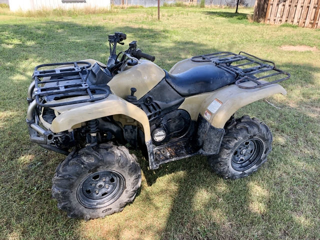 Yamaha Grizzly 660 >> Yamaha Grizzly 660 4x4