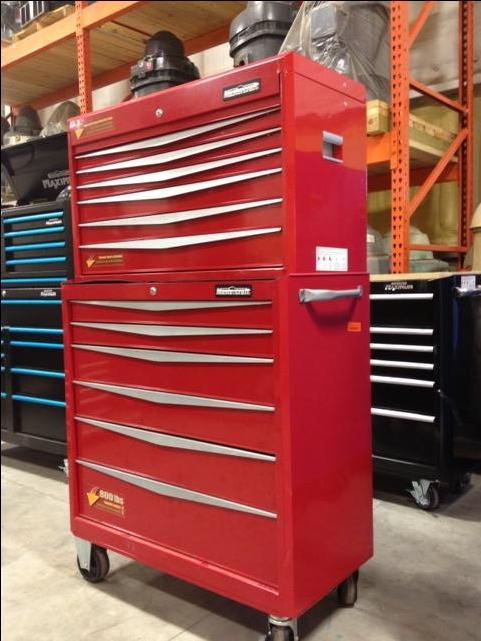 Tool boxes for sale. Freight damaged and warranty returns ...