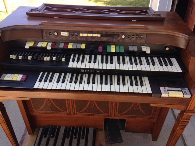 Organ For Sale >> Hammond Organ For Sale
