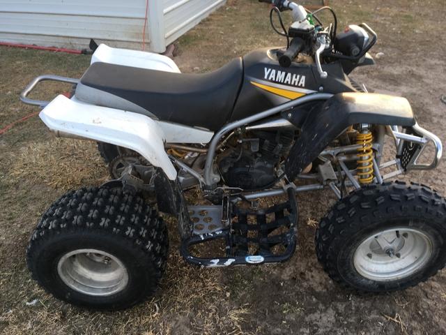 2002 200cc 2stroke Yamaha Blaster Atv