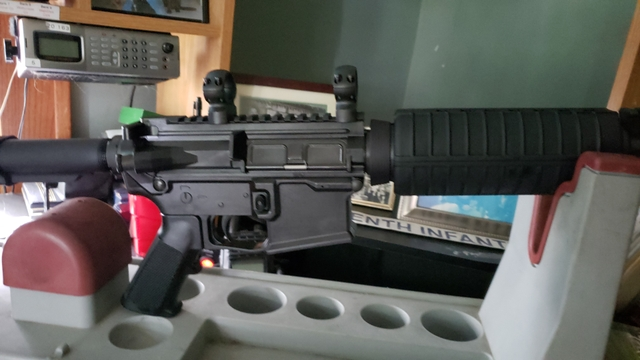 SOLD - Windham Weapondry AR 15