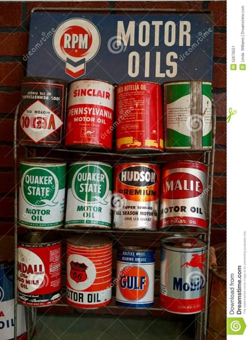 Im Looking to buy old Gas and Oil Items