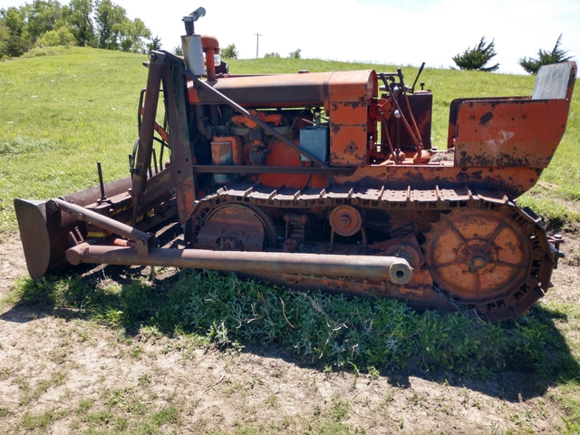 1936 Allis Chalmers Model M Dozer *ANTIQUE*