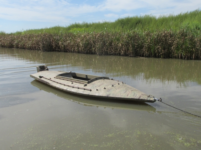 Duck Hunting Boats For Sale >> Duck Hunting Layout Boat And Trailer For Sale Discoverstuff