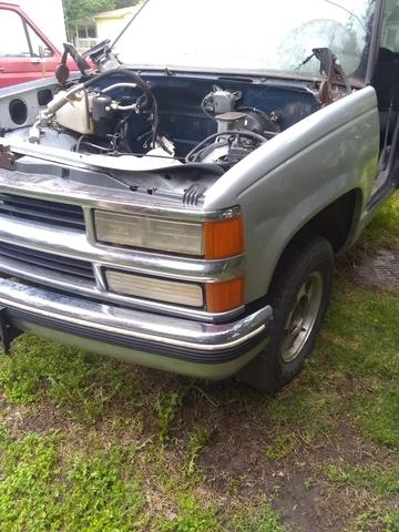 1998 Chevy Cheyenne 1500