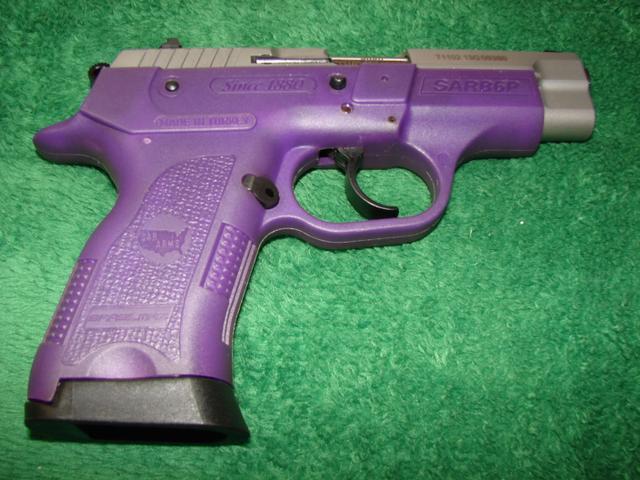 EAA SAR B6P 9mm