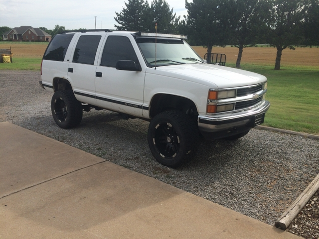 1998 Chevy Tahoe 4x4 Lifted Nex Tech Classifieds