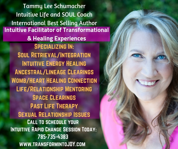 Tammy Lee Intuitive Medium, Life & Soul Coach
