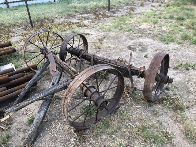 Old Wooden Wagons | The Wagon