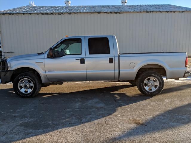 f250 diesel 2005