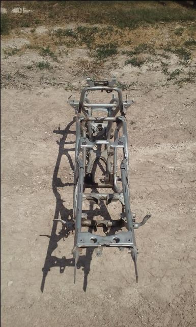 YAMAHA BANSHEE J-ARM FRAME (PRICE LOWERED)!!!!!!!!!