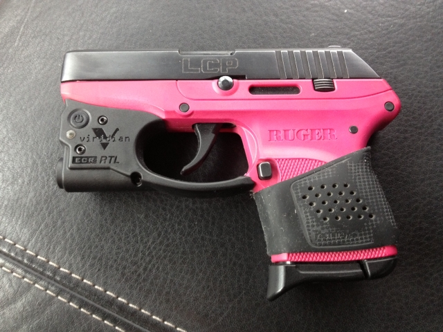 Ruger Lcp 380 In Raspberry Ice Nex Tech Classifieds