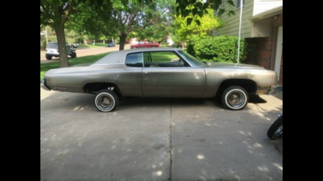 1973 Chevrolet Impala Lowrider