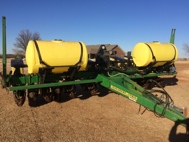 John Deere Jd 1750 8 Row Planter Nex Tech Classifieds