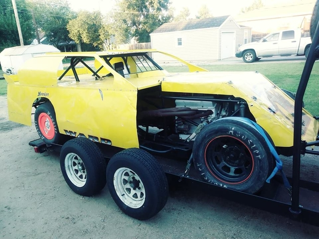 2013 First Class Chassis IMCA Northern Sport Mod
