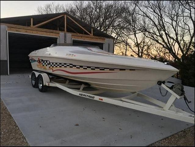 SOLD - 1996 Wellcraft Scarab