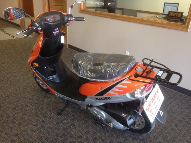 2013 Propel Malibu scooter