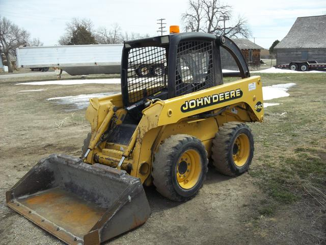 John Deere Skid Steer >> John Deere 240 Skid Steer For Sale Nex Tech Classifieds