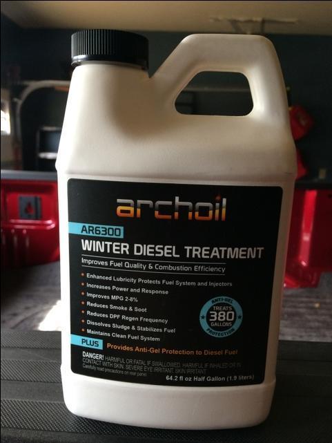 4d99cedf Archoil AR6300 winter diesel treatment 64.2 OZ. $20 - Nex-Tech ...