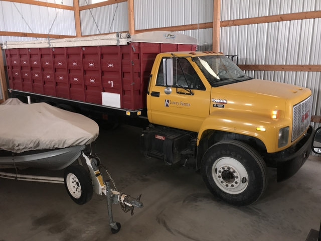 Grain Trucks For Sale >> Gmc 75 Series Topkick Grain Trucks Nex Tech Classifieds