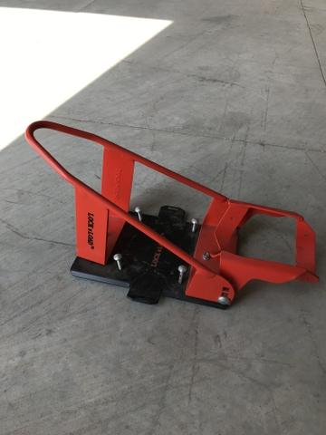 Lock N Load Motorcycle Wheel Chock Nex Tech Classifieds