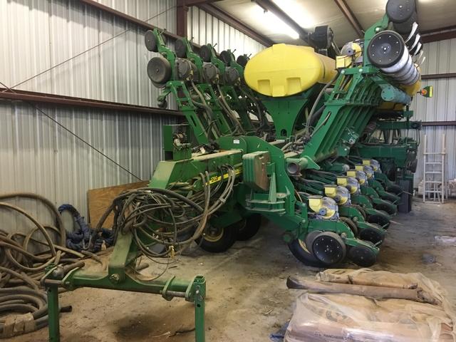John Deere 1790 Ccs Split Row Planter Nex Tech Classifieds
