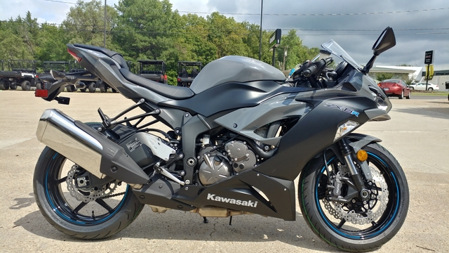 2019 Kawasaki ZX-6R Ninja 636