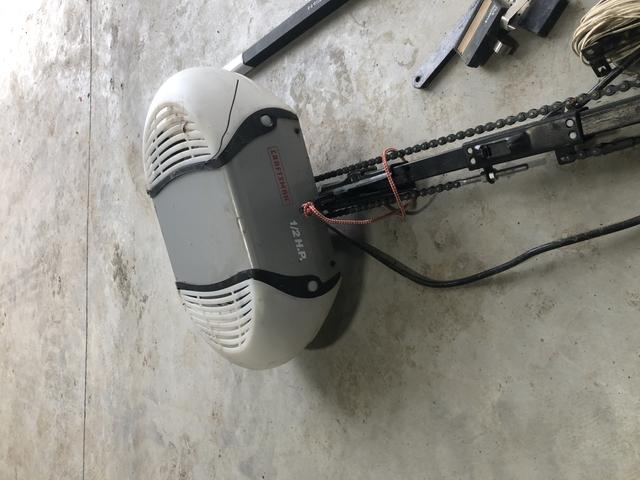 Craftsman 1 2 Hp Residential Garage Door Opener Nex Tech Classifieds