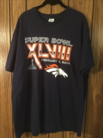 broncos super bowl t shirt