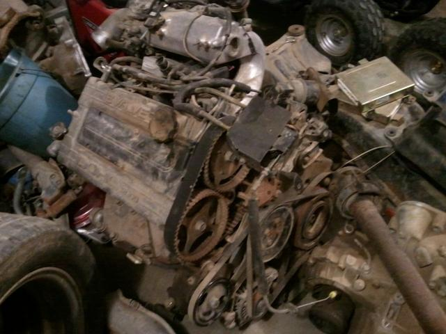 DSM eclipse talon laser parts, engine, trans, AWD swap